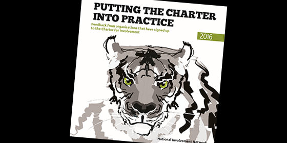 Putting The Charter Into Practice , cover