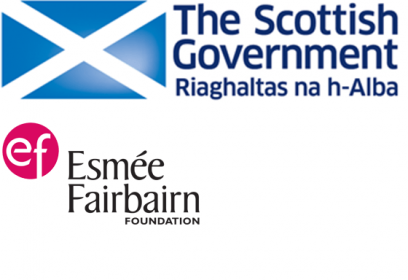 The Scottish Government - Riaghalta na h-Alba - Esmee fairbairn foundation