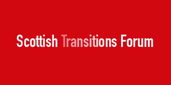 Scottish Transitions Forum logo