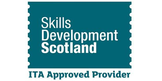 Skills Development Scotland ITA approved provider
